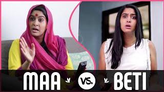 Video Maa VS. Beti | Part 2 | Rickshawali MP3, 3GP, MP4, WEBM, AVI, FLV Maret 2019