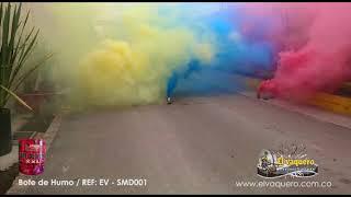 Humo de colores XL