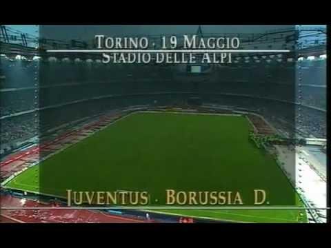 La finale de la Champions League 1997 entre Dortmund et la Juventus