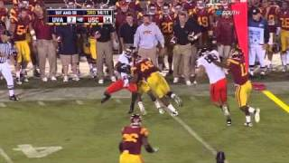 "TJ Mcdonald vs Virginia ""2010″"