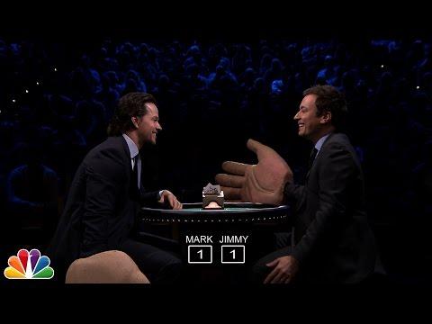 Slapjack with Mark Wahlberg