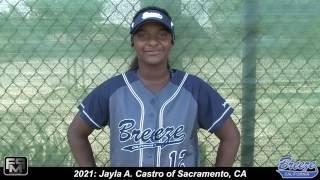 Jayla A. Castro
