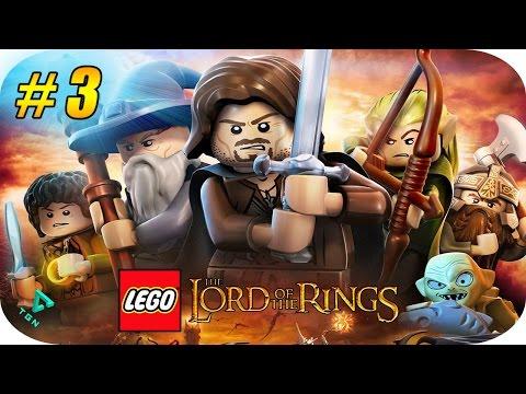 LEGO El Señor de los Anillos - Capitulo 3 - El Paso de Caradhras - 1080p HD