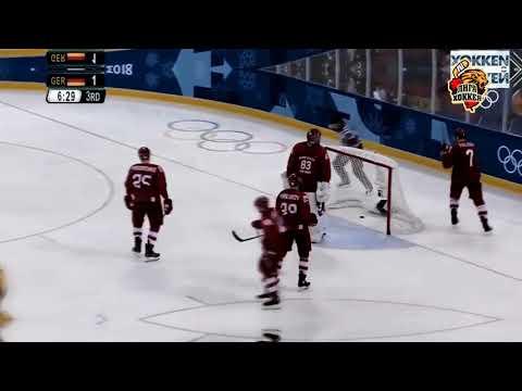 Россия 4-3 Германия | Финал Олимпиады 2018 - DomaVideo.Ru