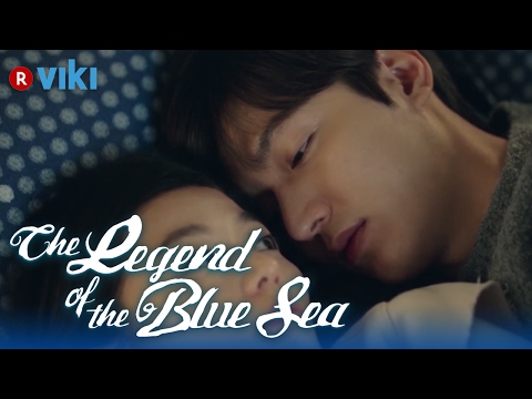 The Legend Of The Blue Sea - EP 13 | Lee Min Ho Asks Jun Ji Hyun To Spend The Night