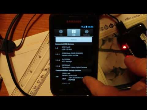 Video of Usb Host Controller