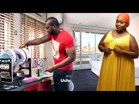 She Doesn't Know I Am A Rich Man Pretending To Be A Houseboy - Nigerian Movies 2020