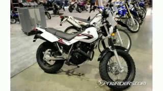 8. 2010 Yamaha TW 200 Specification and Features