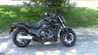 7. 2014 Honda CTX700 ABS