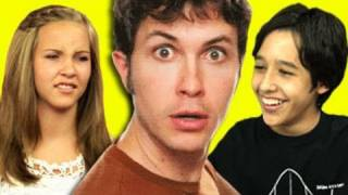 KIDS REACT TO TOBUSCUS