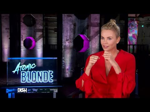THINGS GET 'ATOMIC' WITH CHARLIZE THERON!