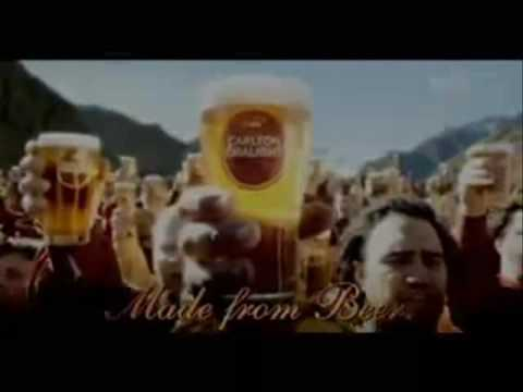 It's A Big Ad. Carlton Draught Epic Beer Commercial