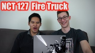 Jon got freaked out by NCT U The 7th Sense so I thought we'd bring him back to the dark side with NCT 127 Fire Truck! Follow Me ...