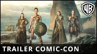 MUJER MARAVILLA - Trailer Comic Con - Oficial Warner Bros. Pictures full download video download mp3 download music download