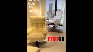 Custom Fabric LED Light Box