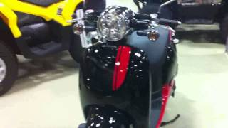 1. 2013 Honda Metropolitan Scooter -  Consumer Overview