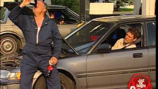 Motor Oil Chug Challenge!