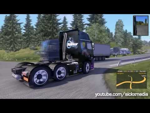 Volvo FH Top Gear skin
