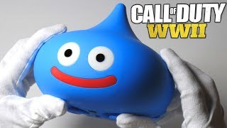 WEIRDEST PS4 CONTROLLER! (Slime Unboxing) Call of Duty WWII Gameplay