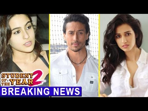 Disha Patani NOT Replacing Sara Ali Khan in Studen