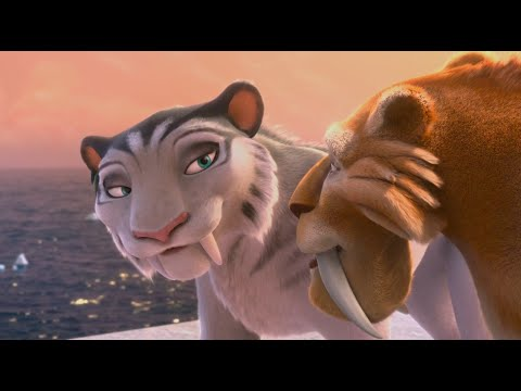 Ice Age 4: Continental Drift - Diego Moments