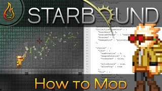 In this video, I teach you the basic steps to modding Starbound. We will start with what programs you need then talk about how to ...