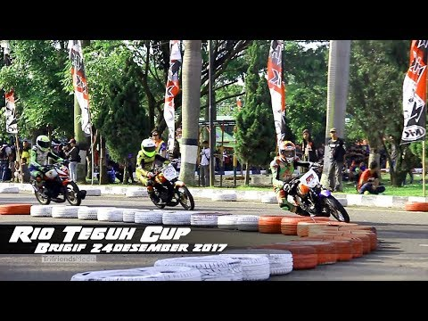 Highlight Rio Teguh Cup 2017