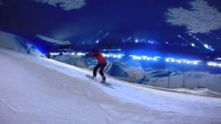 Fim de semana incrível, snowbord na Snowland em Gramado RS na sexta e no domingo comprando a prancha de sand na aia...