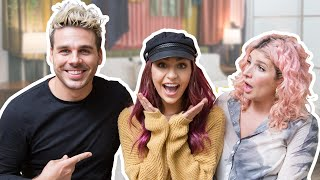 Andrea Russett's Colorful Bedroom Makeover!