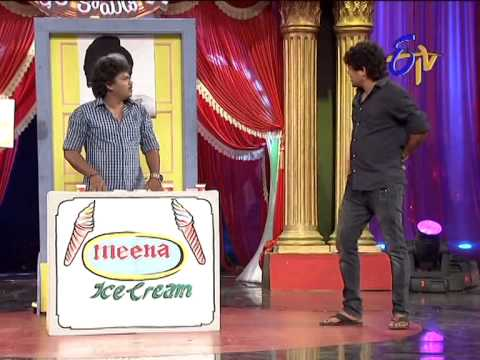 Jabardasth      Shakalaka Shankar Performance on 6th March 2014