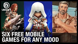 Six Free Mobile Games For Any Mood   Ubisoft [NA] by Ubisoft
