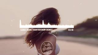 Axwell /\ Ingrosso - More Than You Know (Extended Mix)
