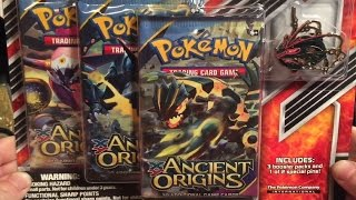 Ancient Origins shiny mega ray 3 pack Blister pack by Demon SnowKing