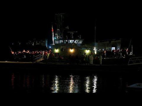 Αγνοούνται μετανάστες κοντά στη Σμύρνη