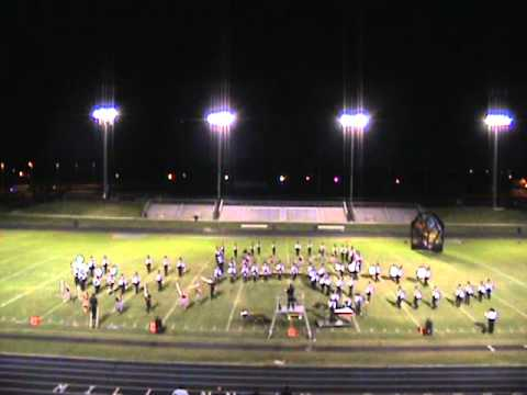 AFHS Band of Owls - Millennium Invitational 09-24-11