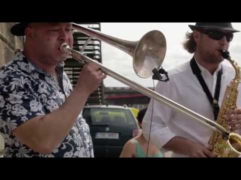 Eddy Allen and the CCTV Allstars - Never too late to change - Live!