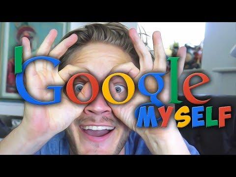 I Google Myself..