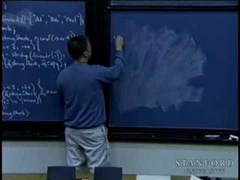 Lecture 7   Programming Paradigms (Stanford)