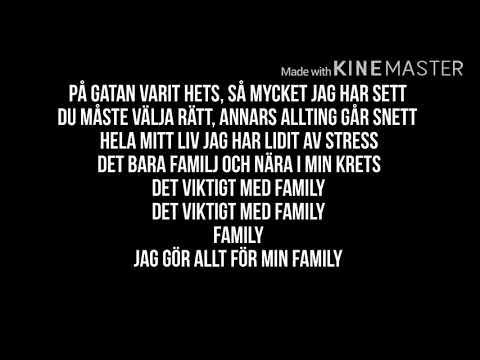 Macky - Family Lyrics