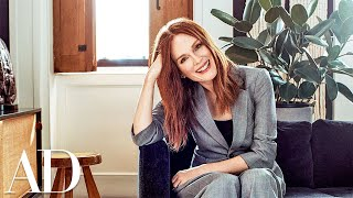 Inside Julianne Moore's New York City Townhouse   Celebrity Homes   Architectural Digest