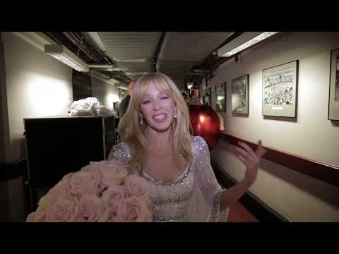 A Kylie Christmas at the Royal Albert Hall 2016 - Behind The Scenes