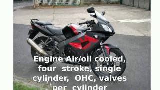 8. [motosheets] Kymco Quannon 125 Walkaround & Specs