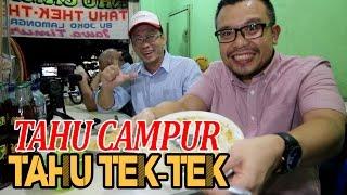 Video Tahu Tek-Tek dan Tahu Campur Yang Legendaris - Kuliner Lamongan Yang Bikin Kangen MP3, 3GP, MP4, WEBM, AVI, FLV Juli 2017