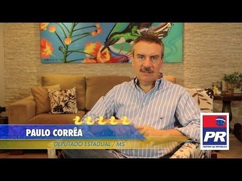Conheça a Nova Presença Digital do Deputado Paulo Corrêa
