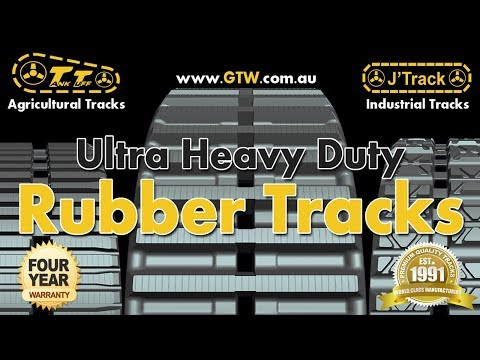 Rubber track video in  Australia