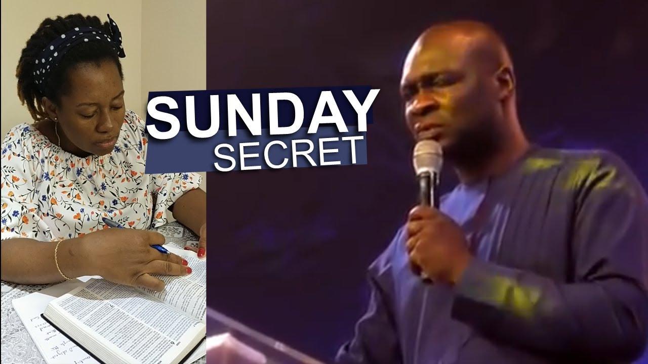 Apostle Joshua Selman Sermon 26th September 2021   SUNDAY SECRET