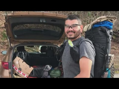 Hikers Honor Military Veteran Who Was Killed On The Appalachian Trail