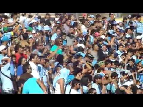 Video - la fiel del norte - huaso no te vayas a olvidar - Furia Celeste - Deportes Iquique - Chile
