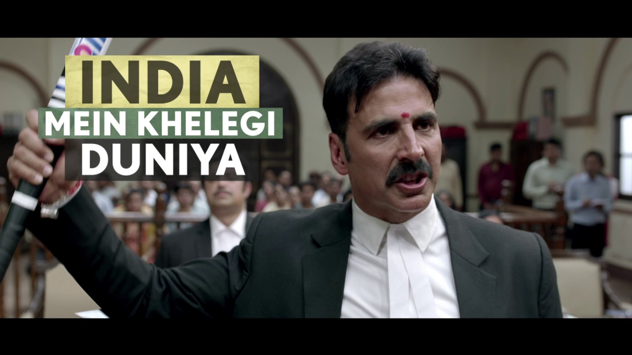 HIL 2017 - Message from JOLLY LLB 2 Star Akshay Kumar