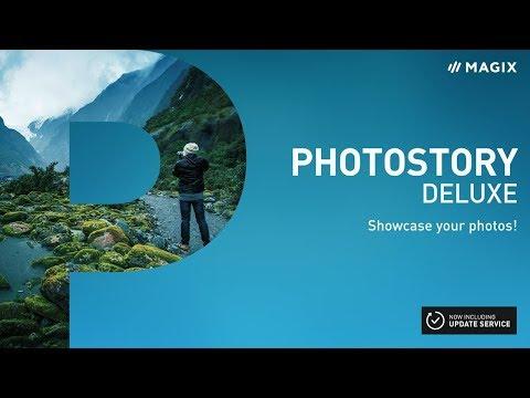 MAGIX Photostory Deluxe – Showcase your photos!